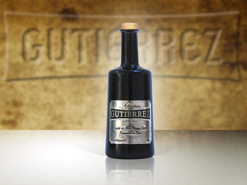Aceite selección Aceitunas Gutierrez