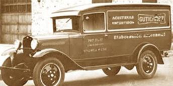 Historia Aceitunas Gutierrez